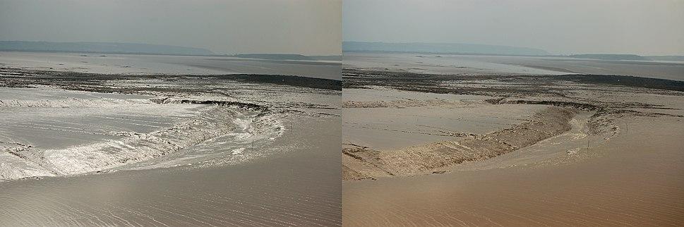 Mudflats-polariser