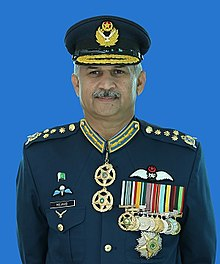 Chief of Air Staff (Pakistan) - Wikipedia