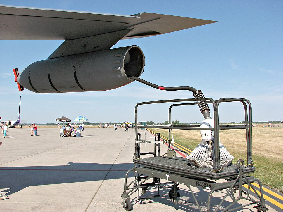 Multipoint Refueling System closeup
