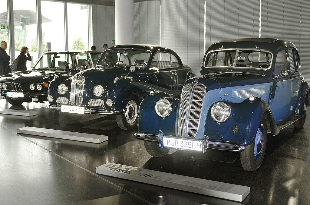 BMW Museum- Virtual Tour