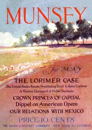 Munsey's Magazine - Munsey's Magazine May 1911