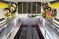 Murales de la estación Hospitales Leandro frizzera y Martin Ron - Tita Merello 01.jpg