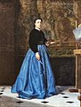 Musée du Vieux-Toulouse - Portrait de ma soeur Amynthe (1865) - Louis Jacquesson de la Chevreuse.jpg