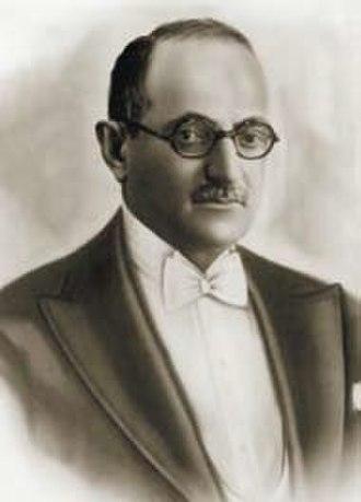 Abdülhalik Renda - Image: Mustafa Abdülhalik Renda