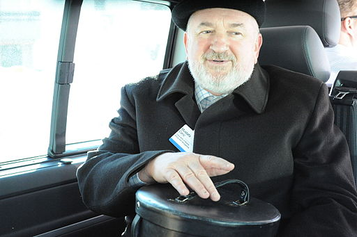 Mustafa Ceric, Grand Mufti Emeritus of Bosnia