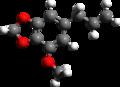 Myristicin 3d structure.png