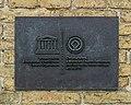 Nørregade 14, Christiansfeld (Kolding Kommune).Søstrehuset.Verdensarvs plakette.2.621-259888-1.ajb.jpg