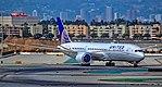 N15969 United Airlines Boeing 787-9 Dreamliner s-n 60142 (38155860241).jpg