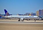 N511UA United Airlines 1990 Boeing 757-222 - 5411 (cn 24799-291) (7317246146).jpg
