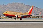 N792SW Southwest Airlines 2000 Boeing 737-7H4 C-N 27887 (12596728625).jpg
