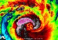 NASA-NOAA's Suomi NPP Satellite Captures Night-time Look at Cyclone Felleng (8433747542).png