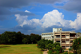 National Centre for Biological Sciences - Image: NCBS Bangalore Campus
