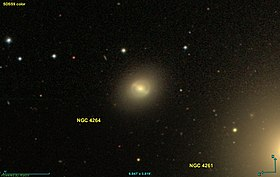 Image illustrative de l'article NGC 4264