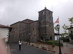 Nabarniz, iglesia de Santa María de Gorritiz 2.JPG