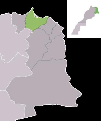 Nador Province - Nador Province, Oriental Region, Morocco