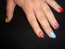 nail art  wikipedia