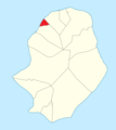 Namukulu location map.png