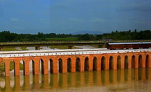 Nanjangud - The oldest railway bridge in India
