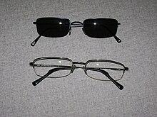 Темні (зверху) та прозорі (внизу) окуляри з діоптріями 4935683890acf