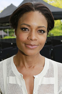 Naomie Harris English actress