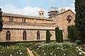 Narbonne-Abbaye de Fontfroide-La Roseraie-20140608.jpg