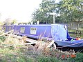 Narrowboat on Erewash canal - geograph.org.uk - 355924.jpg