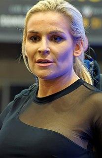 Natalya Neidhart Canadian-American professional wrestler