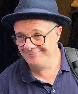 Nathan Lane American actor