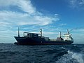Navire conteneur DELMAS SWALA naviguant.jpg