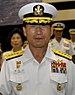 Navy (ROKN) Admiral Jung Ok-keun 해군대장 정옥근 (US Navy 090707-N-8273J-067)