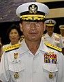 Navy (ROKN) Admiral Jung Ok-keun 해군대장 정옥근 (US Navy 090707-N-8273J-067).jpg