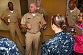 Navy surgeon general visits wounded Marines, Sailors 120913-N-UR169-003.jpg