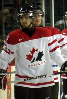 Nazem Kadri Canadian ice hockey player
