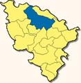 Neuburg - Lage im Landkreis.png