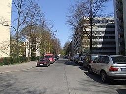 Onckenstraße in Berlin