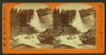 Nevada Fall, 700 feet high, Yosemite Valley, Cal, by Hazeltine, M. M. (Martin M.), 1827-1903.png