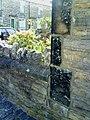 Neville Street benchmark - geograph.org.uk - 1951123.jpg