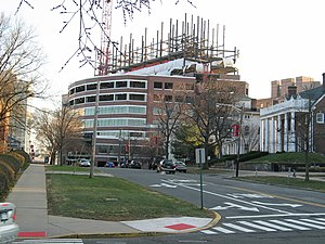 New Brunswick, New Jersey - The Gateway Project under construction