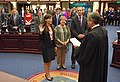 New House member Margaret Good is sworn in by Chief Justice Jorge Labarga.jpg