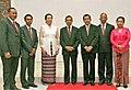 New ambassadors of East Timor with president Taur Matan Ruak 2015-11-19.jpg