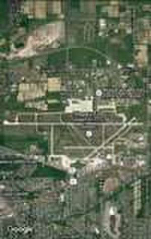 Niagara Falls International Airport - Image: Niagara Falls International Airport 2011
