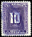 Nicaragua 1900 Due Scj45 used.jpg