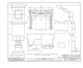 Nicholas Durie House, Schraalenburg Road, Closter, Bergen County, NJ HABS NJ,2-CLOST,4- (sheet 15 of 28).png
