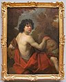 Nicolas de largilliere, autoritratto come il battista, 1675-1678 ca., 01.JPG