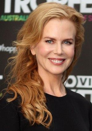 Schauspieler Nicole Kidman