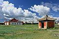 Niebo nad budynkami klasztoru Erdene Dzuu 05.jpg