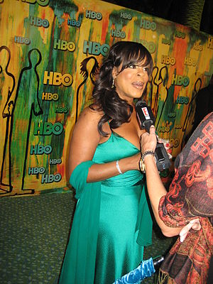 Niecy Nash - Nash at 2008 Emmys