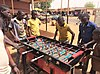 Niger, Margou (9), table football.jpg