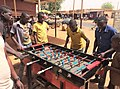 Niger, Margou (9), table football.jpg