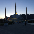Night view of faisal mosque.png